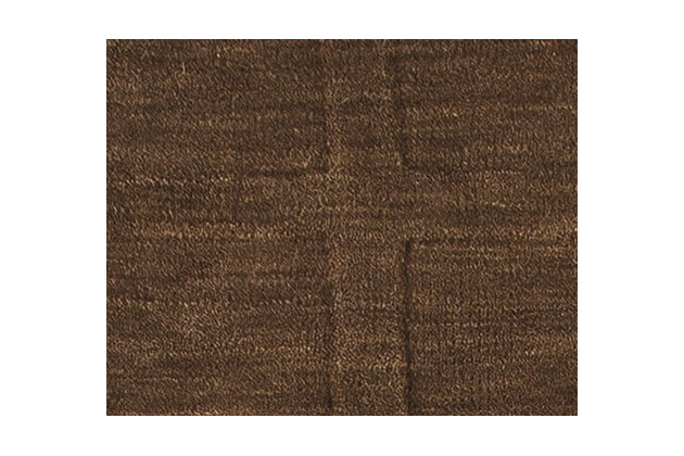 Teague 5' x 8' Rug, Toast, large