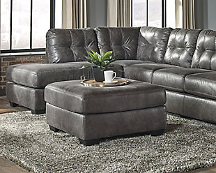 Wallas 8' x 10' Rug, Silver/Gray, large