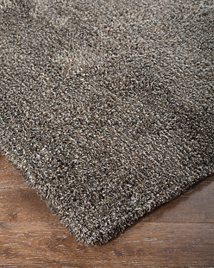 Wallas 5' x 8' Rug, Silver/Gray, large
