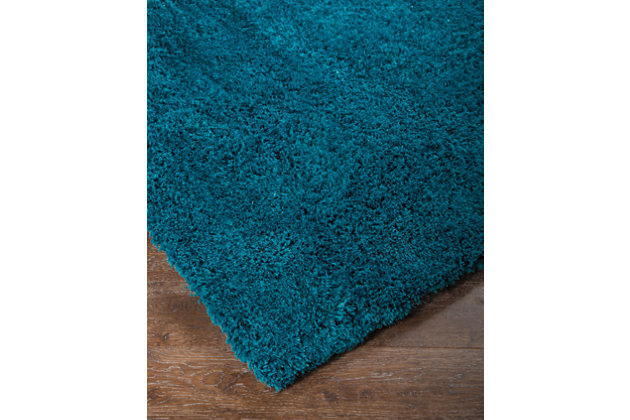 Alonso 5' x 7' Rug by Ashley HomeStore, Teal