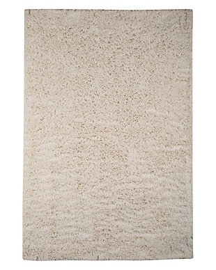 Alonso 5' x 7' Rug, Ivory, rollover