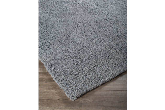 Alonso 5' x 7' Rug, Gray, large