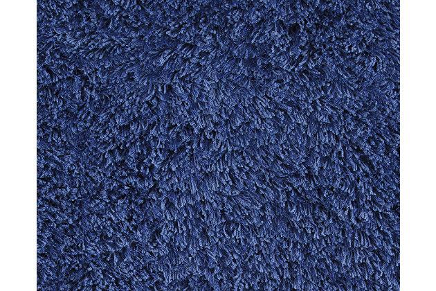 Alonso 5' x 7' Rug, Blue, large