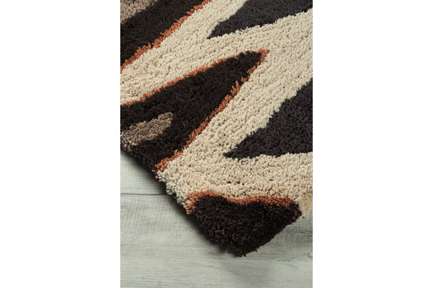 Arwa 5' x 8' Rug, Multi, large