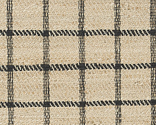 Agoura Hills 5' x 8' Rug, Natural/Charcoal, large