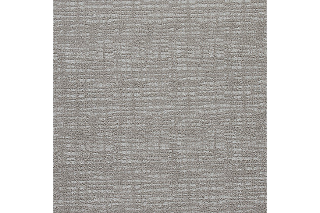 Norris 5' x 7' Rug, Taupe/White, large