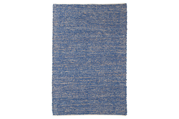 Taiki 8' x 10' Rug, Navy, large