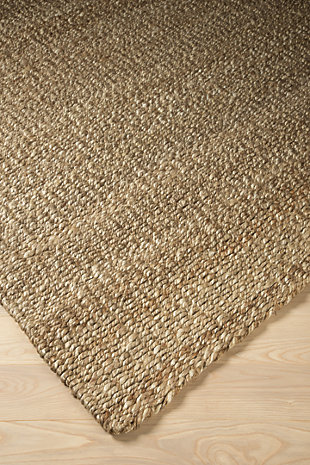 Textured Rug, , large
