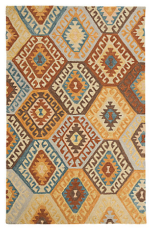 Calamone 5 X 8 Rug Ashley Furniture Homestore