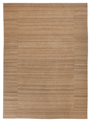 Flatweave 8' x 11' Rug by Ashley HomeStore, Tan
