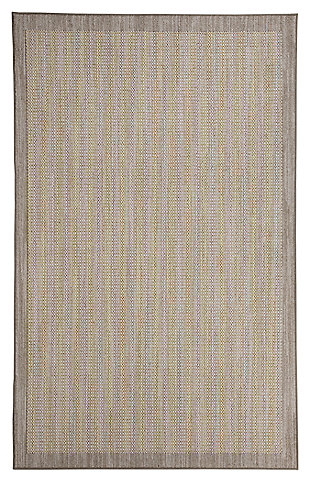 Claudius 8' x 10' Rug, Pale Green, large