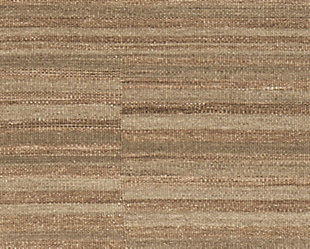 "Flatweave 5' x 7'11"" Rug, Taupe, rollover"