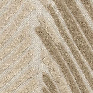 Wave Hill 8' x 10' Rug, Alabaster, large