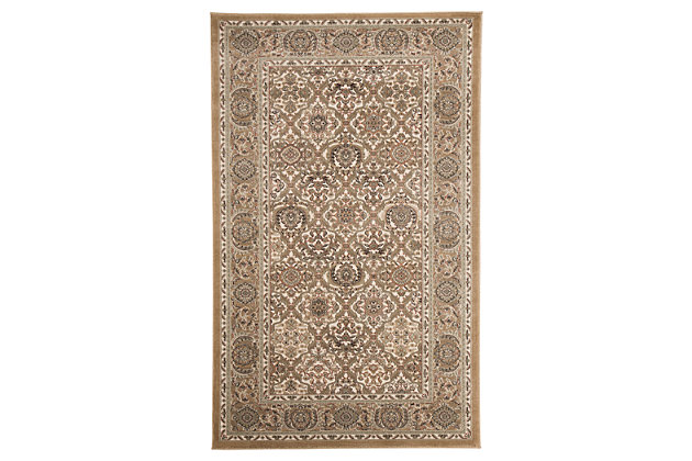 Daisuke 5' x 7' Rug by Ashley HomeStore, Gray