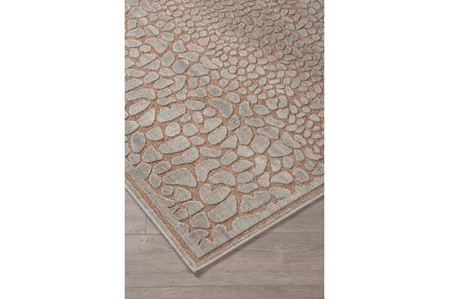 "Dallyce 7'7"" x 10' Rug, Ivory, large"