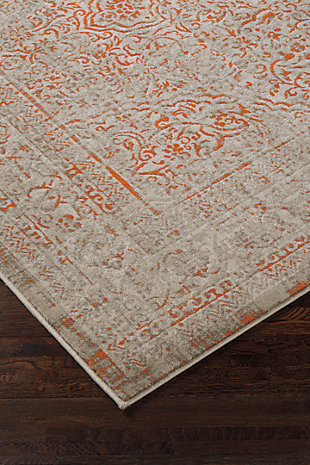 "Angelito 5'3"" x 7'6"" Rug, Seaspray, rollover"