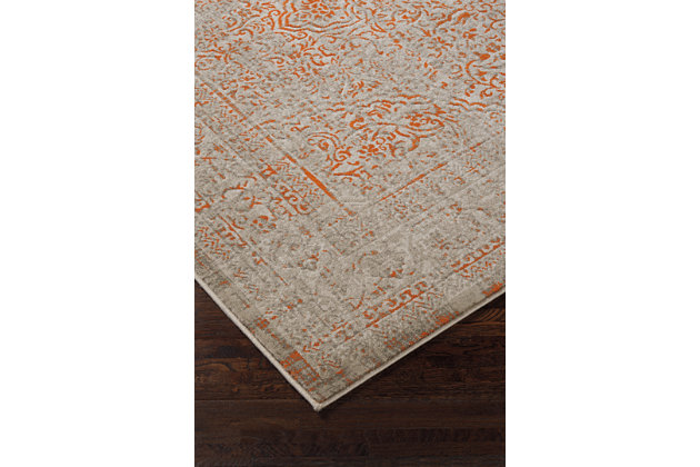 "Angelito 5'3"" x 7'6"" Rug, Seaspray, large"