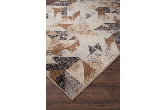 "Jun 7'8"" x 9'6"" Rug, Multi, large"