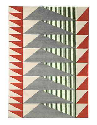 Cailee 5' x 7' Rug, Multi, large