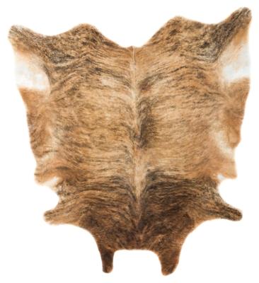 Fagan Medium Rug by Ashley HomeStore, Light Brown Leather
