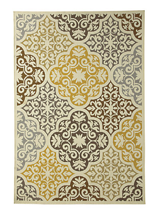 Lacy Indoor/Outdoor Rug, , large