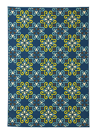 Glerok Indoor/Outdoor Rug, , large