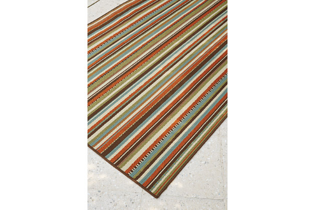 "Montie 7'10"" x 10'10"" Indoor/Outdoor Rug, , large"