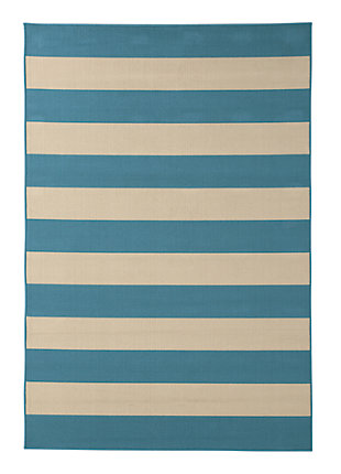 Trentice 5' x 7' Indoor/Outdoor Rug, , large