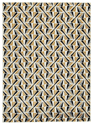 Jaela 5' x 7' Rug, Multi, large