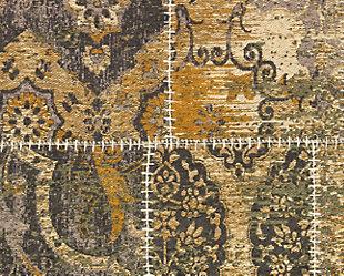 Stevensville 5' x 8' Rug, Beige/Brown, large