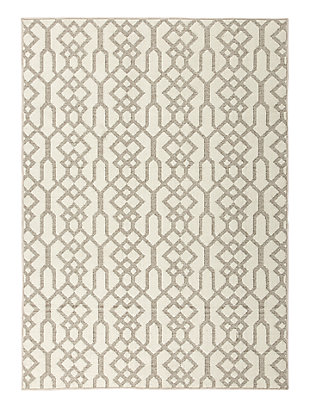 Coulee 5' x 7' Rug, Natural, large