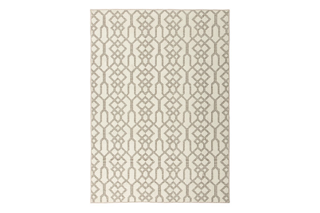 Coulee 8' x 10' Rug, Natural, large