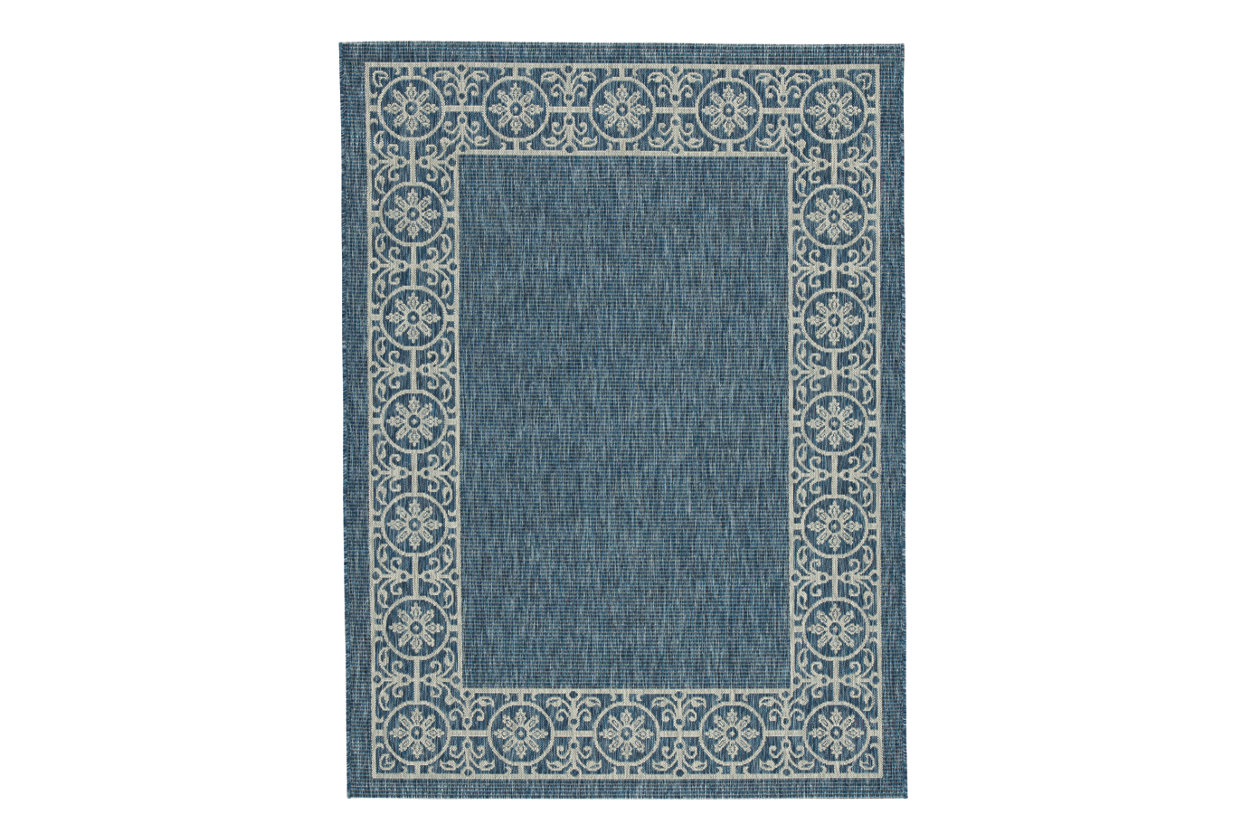 Jeb 5 3 X 7 3 Indoor Outdoor Rug Ashley Furniture Homestore