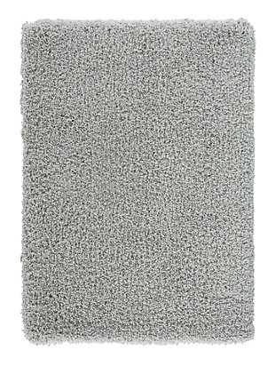 "Jaffer 7'6"" x 9'6"" Rug, Gray, large"