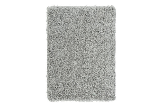 "Jaffer 5' x 7'6"" Rug, Gray, large"