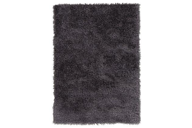 Jaznae 8' x 10' Rug, Gray, large