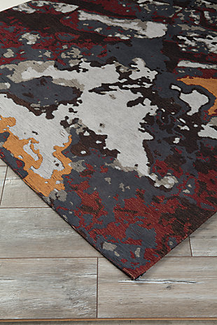Jame 8' x 10' Rug, Multi, large