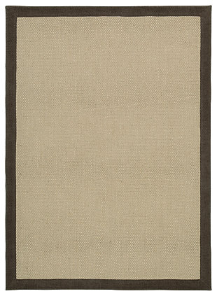 Delta City 8' x 10' Rug, Khaki, large
