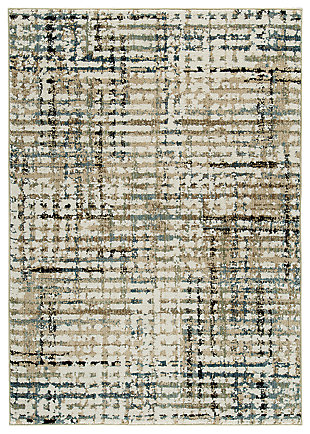 "Mahina 5'3"" x 7' Rug, Multi, large"