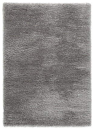 "Rendale 7'10"" x 9'10"" Rug, Gray, large"