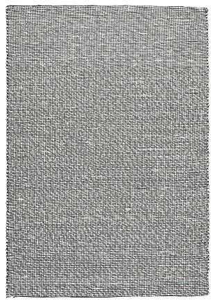 Jonalyn 5' x 7' Rug, Charcoal/Gray/White, large