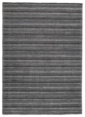 Kellsey 5' x 7' Rug, Black/Gray, large