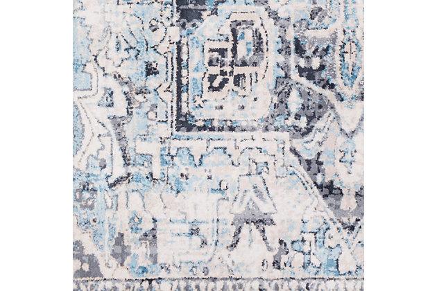 "Rectangular 7'6"" x 9'6"" Area Rug, Multi, large"