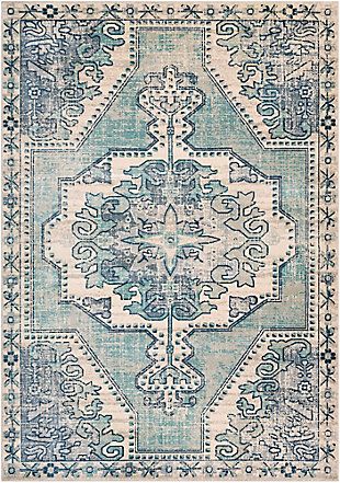 "Rectangular 2'11"" x 7'10"" Area Rug, Multi, large"