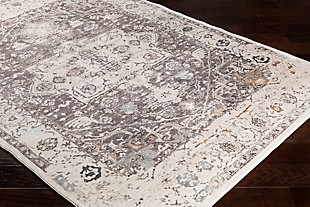 Hand Knotted Area Rug, Multi, rollover