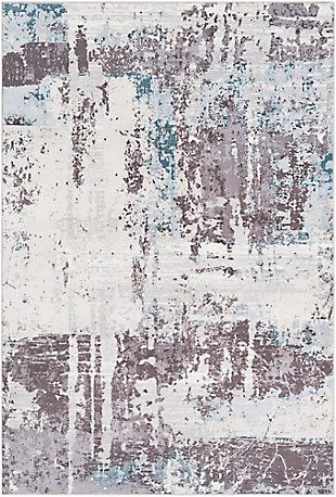 Traditional Area Rug, Multi, large