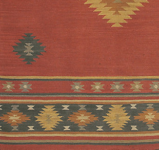 Hand Crafted Area Rug, Multi, large