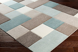 Rectangular Area Rug, Multi, rollover