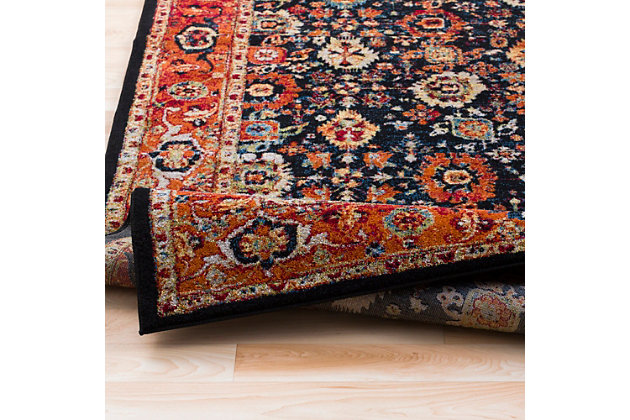 Home Accents Serapi Area Rug, Multi, large