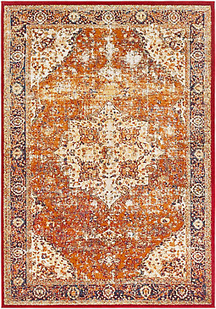 Home Accents Serapi Area Rug, , large